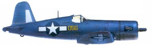 FG-1A Фрэнсиса И. Пирса, Пелелиу, ноябрь 1944г.