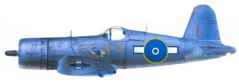 F4U-1A. ВВС Новой Зеландии, Соломоновы острова, 1945г.