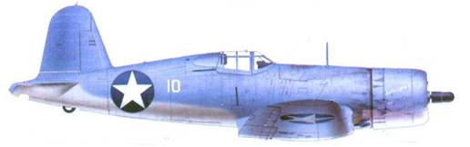 F4U-1 Уильбура Дж. Томаса, Гуадалканал, июль 1943г.