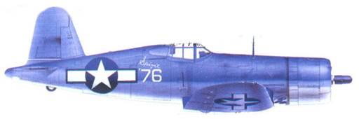 F4U-1 Роберта Г. Оуинси, Мунда, август 1943г.