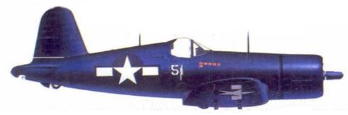 F4U — 1D Роберта Уэйда, Окинава, май 1945г.