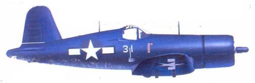 F4U-1D Фрэнсиса A. Терилла, Окинава, май 1945г.