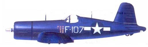 F4U — 1D Филиппа С. Делонга, Северная Каролина