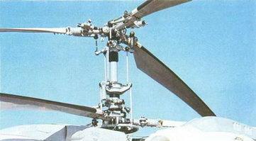 Соосные несущие винты и их управление на вертолете Ка-26