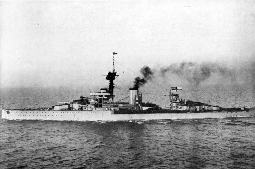 """""""Орион"""" в 1918 г."""