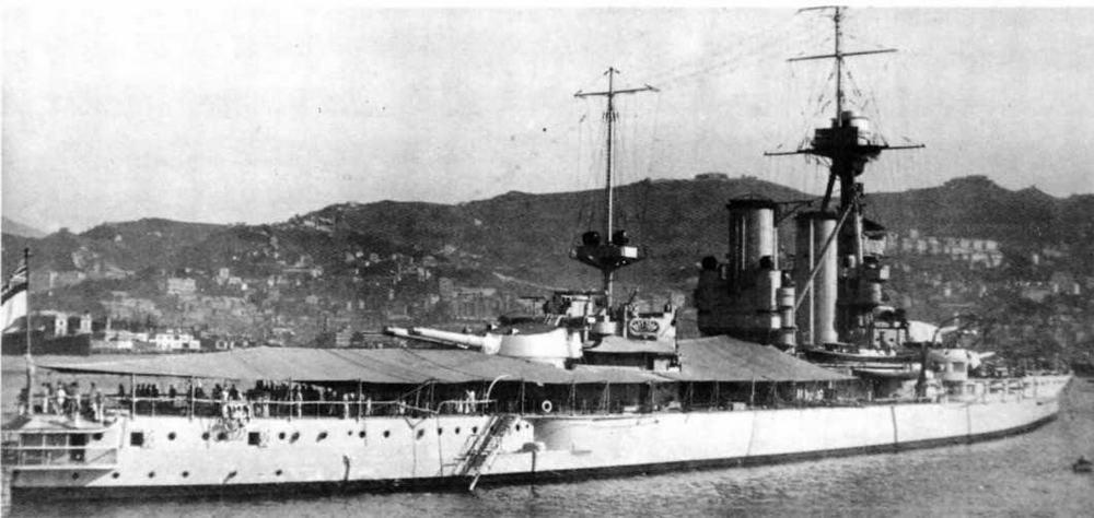 """""""Бенбоу"""" на Мальте. 1925 г."""