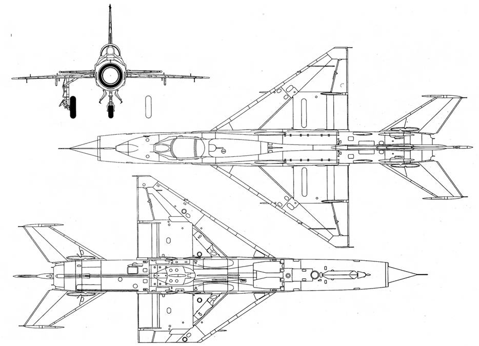 МиГ-21 ПФМ