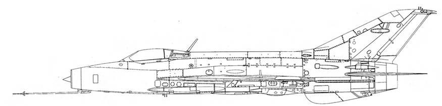 МиГ-21 Ф-13