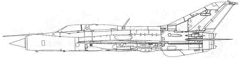 МиГ-21 ПФ