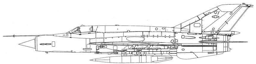 МиГ-21 МФ