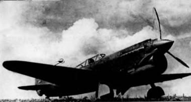 Истребитель «110»