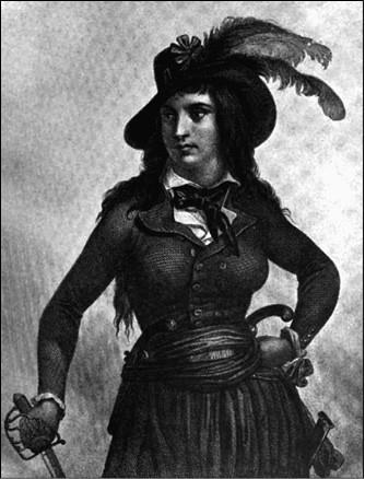 Теруань де Мерикур. Гравюра 1841 г.