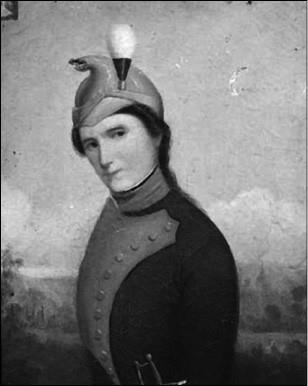 Тереза Фигёр. Портрет XIX в.