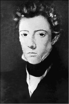 Джеймс Бэрри. Портрет XIX в.