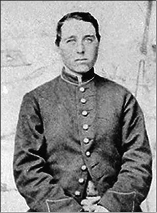 «Солдат Кэшье». Фото второй пол. XIX в.