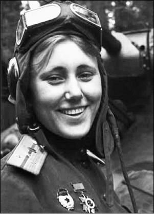 Александра Самусенко. Фото 1940-х гг.