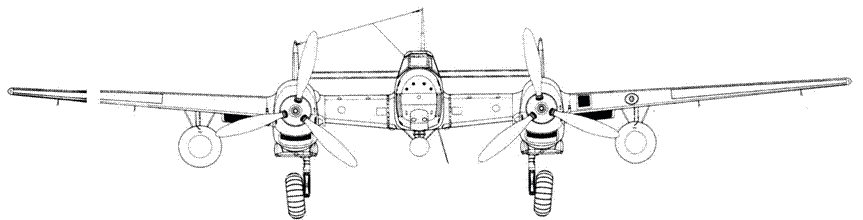 Bf 110 D-4