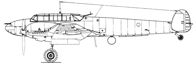 Bf 110 C-1