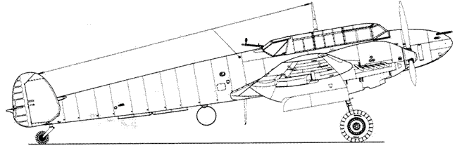 Bf 110 C