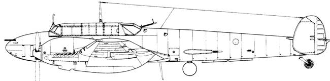 Bf 110 C-5