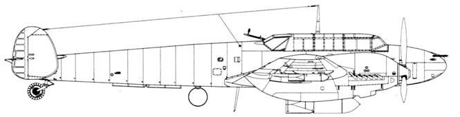 Bf 110 E-1