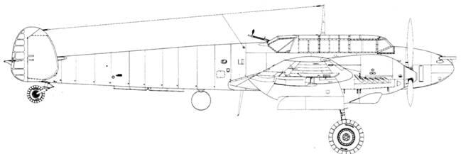 Bf 110 E-3/trop