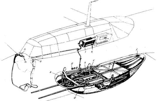 Установка двух пушек MG 151/20 (Rustsatz М1)