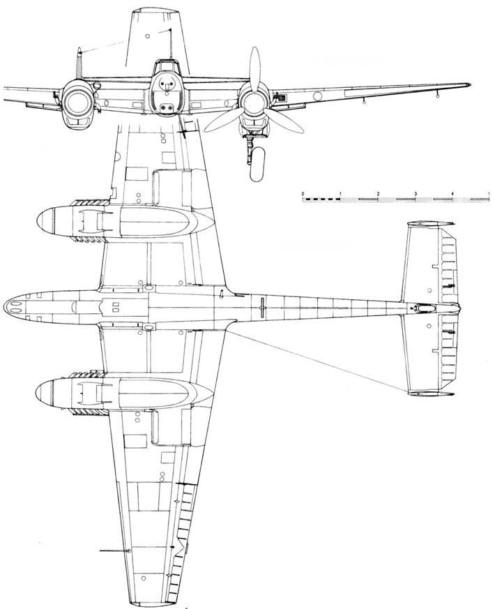 Messerschmitt Bf 110 G-2/U1