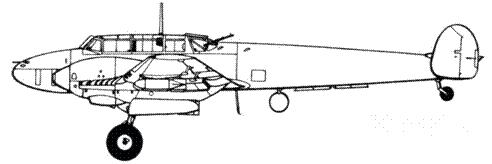 Bf 110F-1
