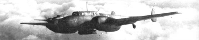 Первыми <a href='https://arsenal-info.ru/b/book/1324344198/31' target='_self'>истребители-бомбардировщики</a> Bf.llOC-4/B получила Erprobungsgruppe 210, экспериментальная группа, которая начала работать против англичан с июля 1940 г. На вооружении 1-го и 2-го стаффелей группы состояли самолеты Bf 110, на вооружении 3-го стаффеля – Bf. 109.