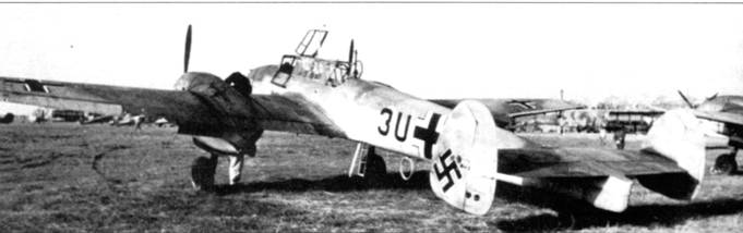 К моменту начала Битвы за Британию пилоты церстореров сплошь были ветеранами вооруженных конфликтов, а многие из них добились статуса асов.