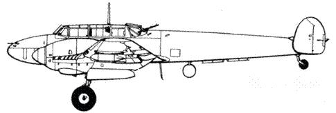 Bf 110G-0
