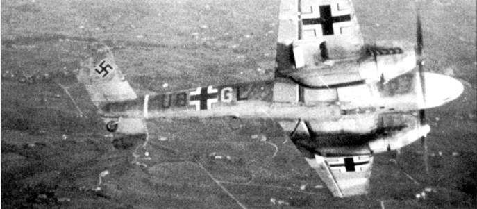 26-й эскадрой командовал подполковник Иоахим Хатц, ветеран из ветеранов. 1-я группа эскадры базировалась в Юренче, 2-я – в Крики, 3-я – в Барлеге.