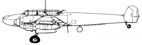 Bf 110G-2/R3