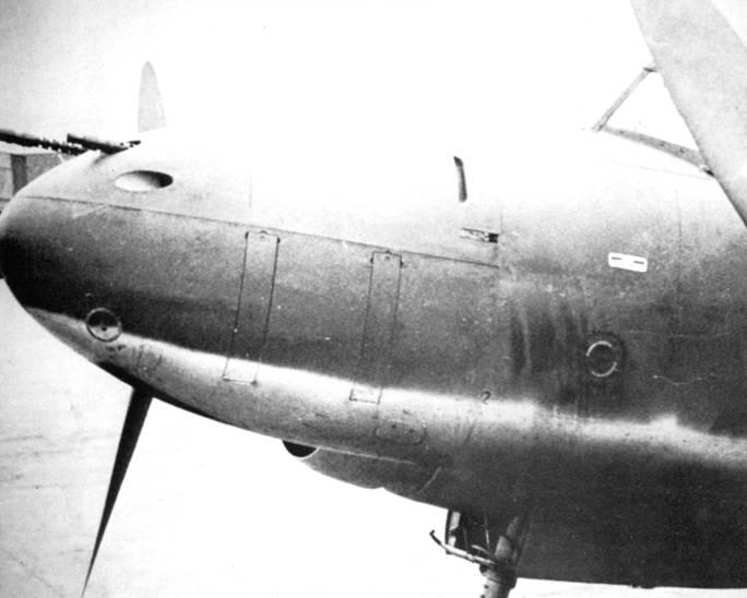Bf 110B-1 отличался полностью перепроектированной носовой частью фюзеляжа, в которой разместили четыре пулемета MG-17 стволы двух из них выступали наружу сквозь обшивку. В нижней части были установлены две 20-мм пушки MG-FF.