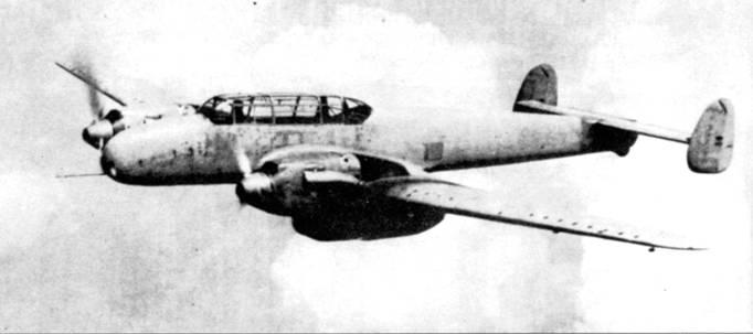 Первый полет па Bf.110V-1 выполнил летчик-испытатель Рудольф Оплитц. Самолету сильно не хватало мощности двигателей, а летные испытания постоянно прерывались из-за поломок крайне ненадежных двигателей DB-600A.