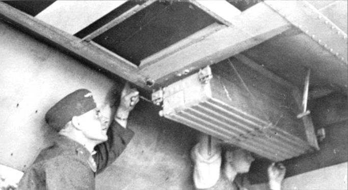 На модификации «С» огромные подмоторные радиаторы заменили новыми гликолевыми, которые ставились в крыле. Такое конструктивное решение не только снизило лобовое сопротивление самолета, но и упростило техническое обслуживание радиаторов.