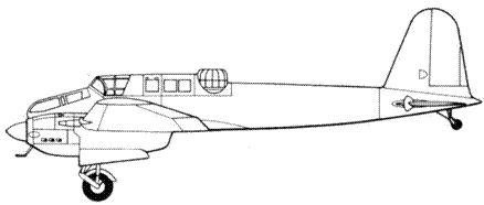 Focke-Wulf Fw 57