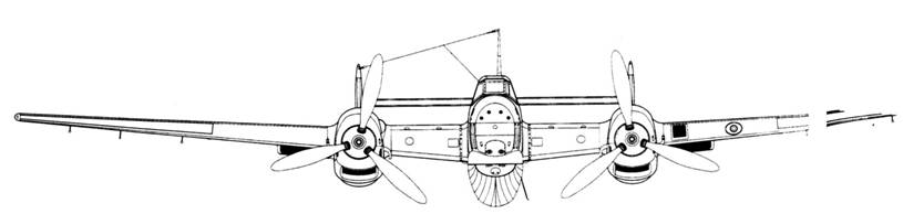 Bf 110 D-0