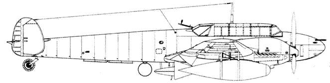 Bf 110 D-0/B