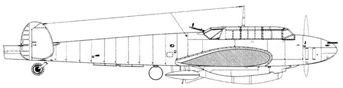 Bf 110 D-3