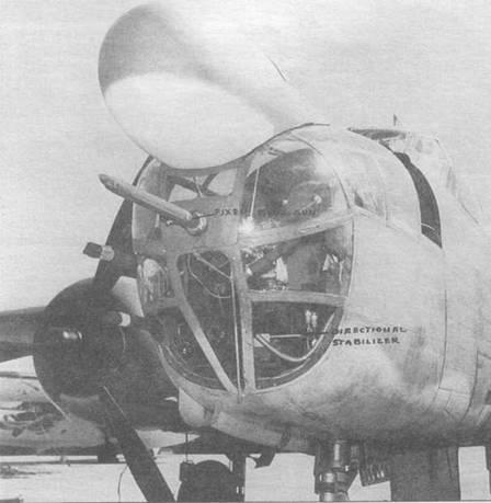PBJ-10 из УМ В-12. Самолет оснащен радаром AN/APS-3, установленным в <a href='https://arsenal-info.ru/b/book/570193126/22' target='_blank'>Consolidated Vultee</a> Modification Center, Элизабет (Нью-Джерси). Снимок сделан в Сан-Диего, август 1944 года.
