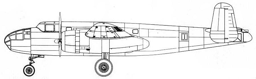 B-25-NA прототип