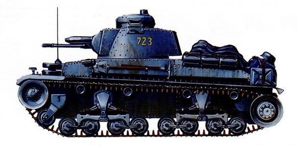 Pz.35 (t). 65-й <a href='https://arsenal-info.ru/b/book/348132256/10' target='_self'>танковый батальон</a> 11-го танкового полка 6-й танковой дивизии. Восточный фронт, лето 1941 года.