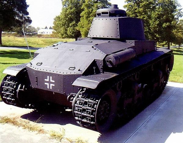 Pz.35 (t)— экспонат Военного музея на Абердинском полигоне в США.