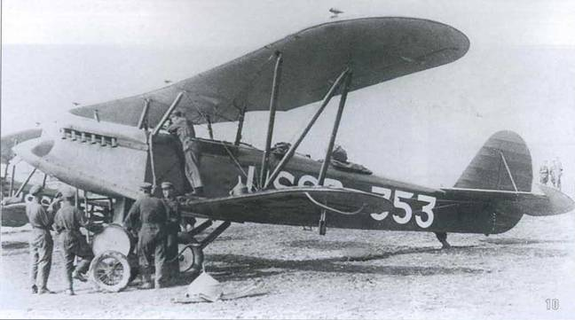 Серийное производство 1930-33 гг. и первые успехи