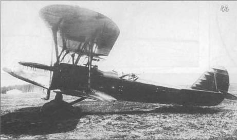 44. Первый опытный разведчик Р-5ССС, август 1934 г.