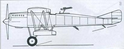 3. Опытный разведчик Р-III с двигателем М-5 конструкции М.М.Шишмарева.