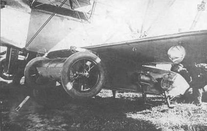 55. Первый вариант «авиабуса» под крылом Р-5.