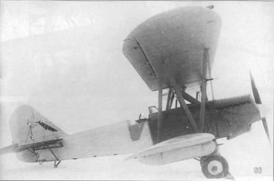 66. Бронированный штурмовик ТШ-2.